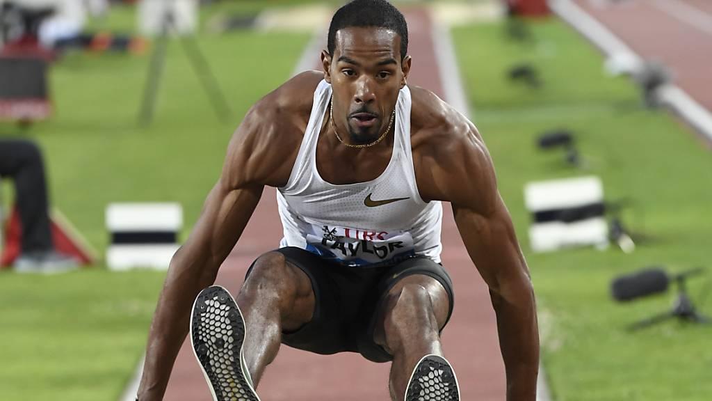 Dreisprung-Olympiasieger Taylor fehlt in Tokio