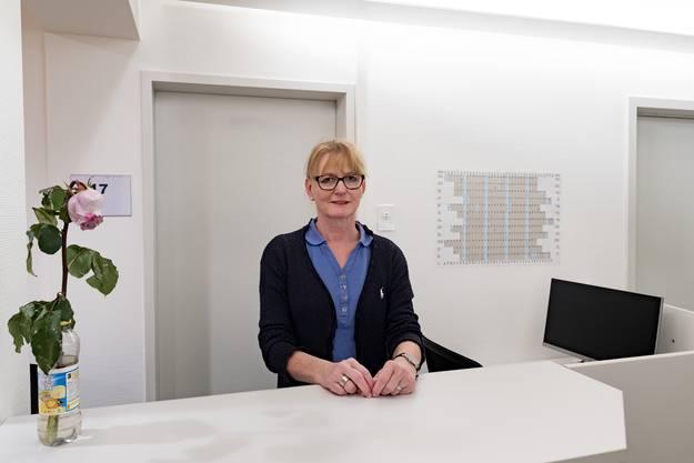«Es ist wichtig, dass es in der Notschlafstelle hell und übersichtlich ist» – Ines Toggenburger Leiterin Wohnbewirtschaftung