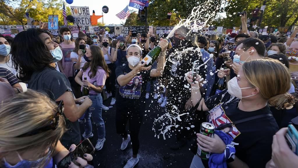 So feiern die Amerikaner ihren neuen Präsidenten