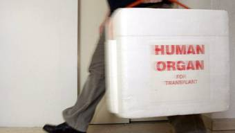 Der Oberarzt empfiehlt, das Thema Organspende mit den Angehörigen zu besprechen. (Symbolbild)