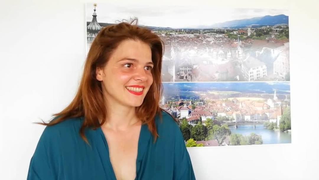 Anita Hugi, neue Direktorin der Solothurner Filmtage: «Mir ist es sehr wichtig, dass der Film etwas möchte, etwas riskiert.»