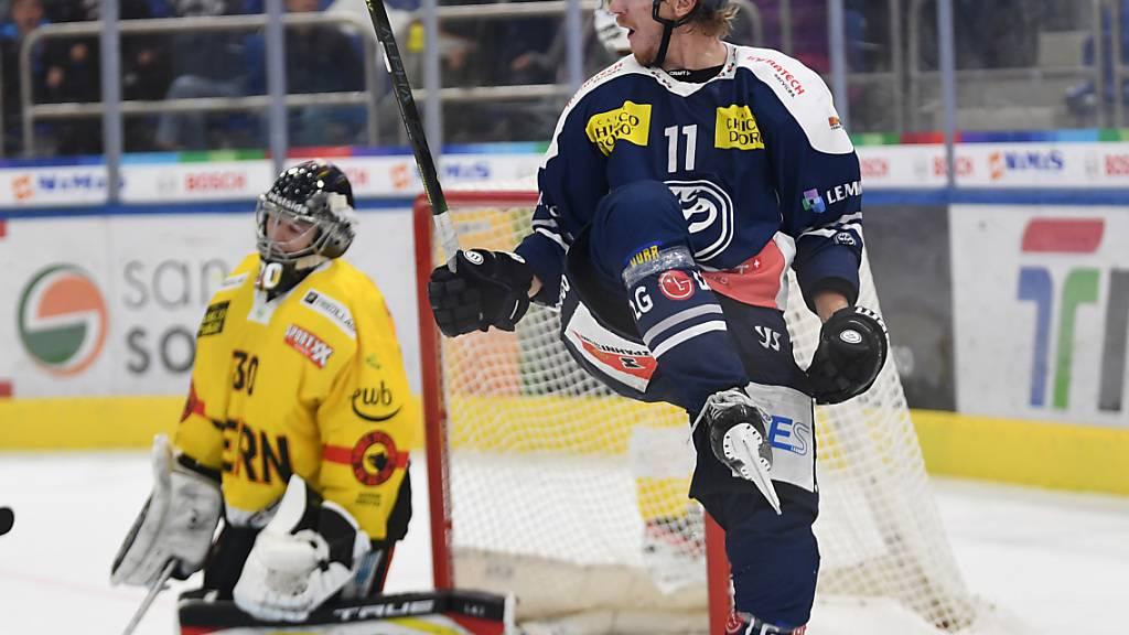 Freiburg übernimmt Tabellenführung in der National League
