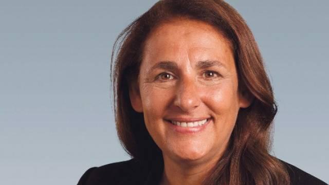 Portrait von Jacqueline Badran, SP Kanton Zürich, Kandidatin für den Nationalrat, Wahlen 2011. Foto: Keystone