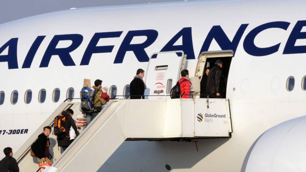 Air France will 7'500 Stellen streichen