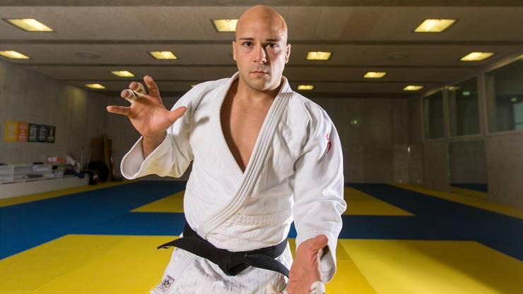 «Judo war mein Ventil für die überschüssige Energie, jetzt ist es seit langem ein wichtiger Teil meines Lebens», sagt Patrik Moser zu seinem Sport.