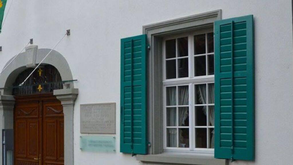 Das Thurgauer Verwaltungsgericht muss sich mit einer Klage des Kantons gegen die Gemeinde Schönholzerswilen beschäftigten. Streitpunkt sind die Kosten für eine Dammsanierung.
