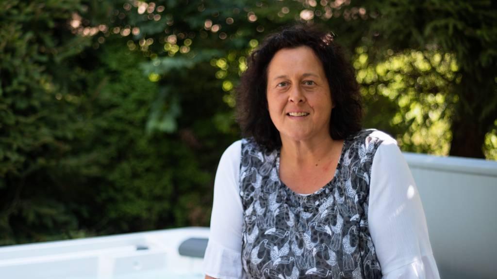 Whirlpool-Gewinnerin Ruth Stampfli