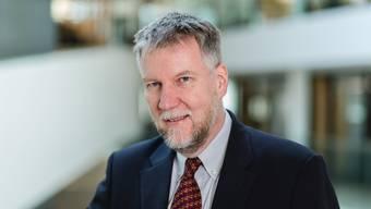 Konstatin Beck, Professor für Versicherungsökonomie an der Universität Luzern.