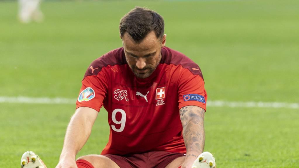 Haris Seferovic ist derzeit nicht fit.