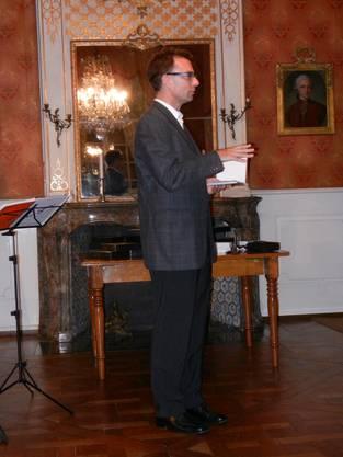 Initiator Ulrich Marbot