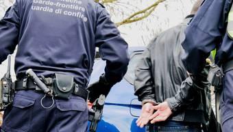 Die Grenzwache hat einen mutmasslichen Einbrecher geschnappt. (Symbolbild)