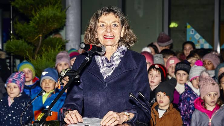 Edith Saner (CVP) erhielt in der Wahl zur Grossratspräsidentin 132 Stimmen. Klicken Sie sich durch die Bildergalerie und erfahren Sie, wie ihre Vorgängerinnen und Vorgänger abschnitten.