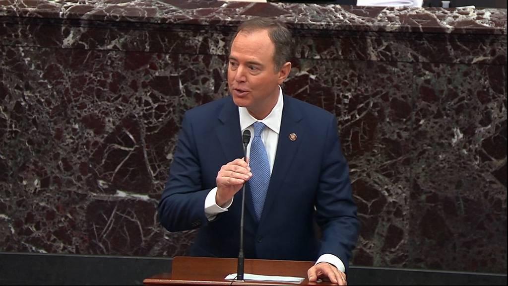 Impeachment-Prozedere: Zähe Debatte im US-Senat