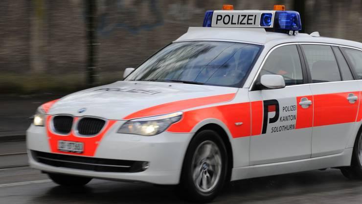 Wegen unterschiedlichen Aussagen der involvierten Personen sucht die Kantonspolizei Solothurn Zeugen (Symbolbild)