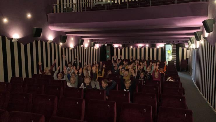 die Jugendlichen erobern das Kino Palace