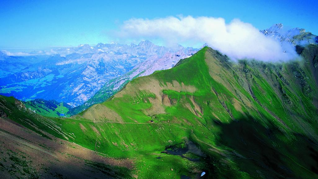 Ausflugswoche: Surenenpass-Wanderung