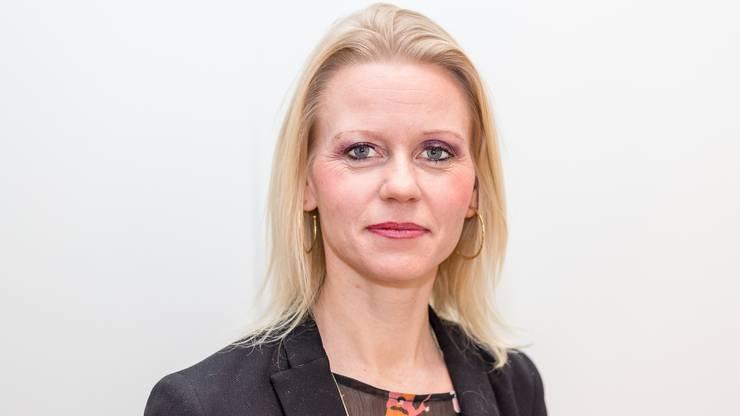 Ebenfalls einen bekannten Vater hat Lilian Studer. 12 Jahre nach Heiner Studer will die Grossrätin einen EVP-Sitz zurück in den Aargau holen.