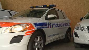 Die Mobile Ärzte AG mit Hauptsitz in Allschwil ist mit ihren Fahrzeugen mittlerweile in acht Kantonen unterwegs.