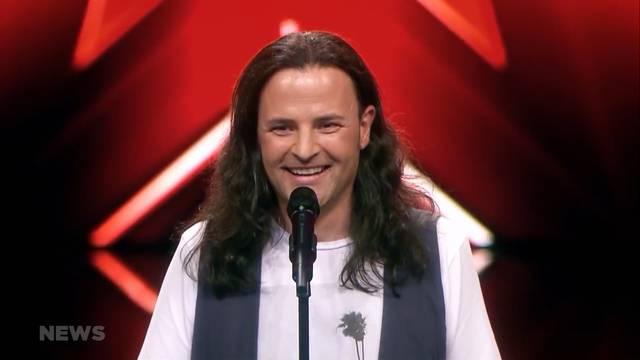 Niederbipper Sänger begeistert Supertalent-Jury