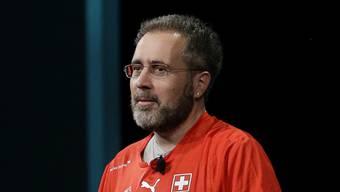 Treffen mit Bundesrat Johann Schneider-Ammann in Kalifornien: Google-Infrastruktur-Verantwortlicher Urs Hölzle (Archiv)