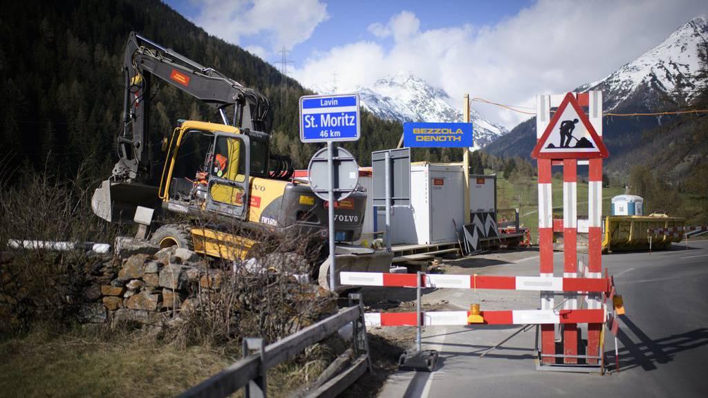 Die Wettbewerbskommission Weko büsste sieben Bauunternehmen im Unterengadin wegen Kartellabsprachen mit total 7,5 Millionen Franken.