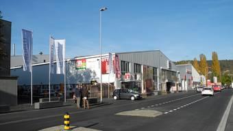Die westliche Seite der Riedstrasse ist so umgestaltet, wie sich das die IG Silbern für das ganze Gebiet wünscht.