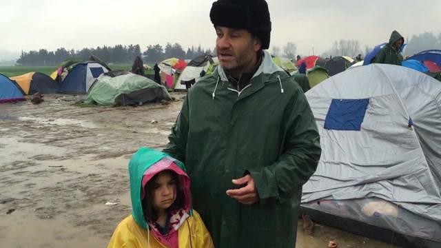 Berner helfen Flüchtlingen