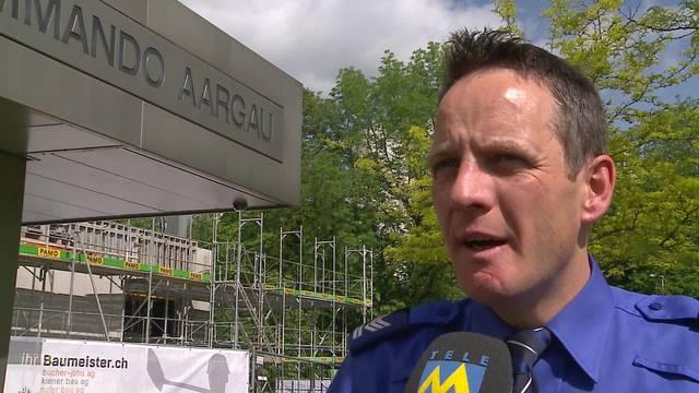 Polizei-Sprecher Bernhard Graser: «Anwohner meldeten, sie hätten Schüsse gehört»