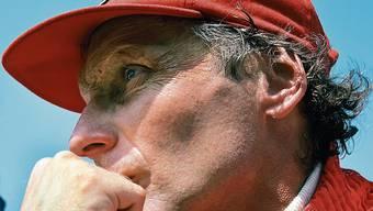 Abschied von einem grossen Champion: Niki Lauda.