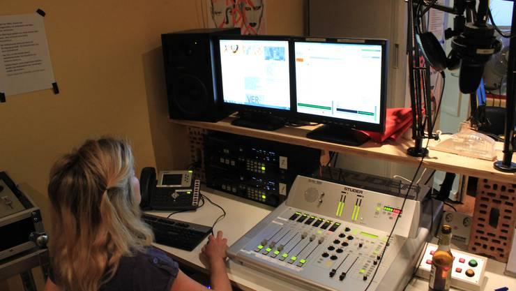 Blick ins Radiologisch-Studio