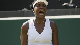 Kein guter Tag: Venus Williams scheiterte in Wimbledon in der 3. Runde