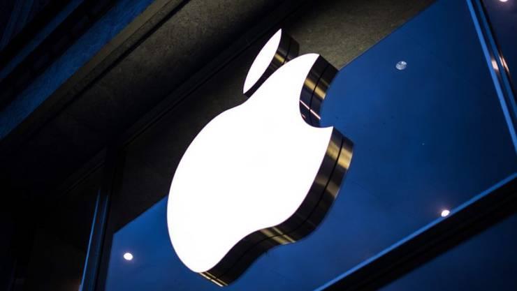 Keine Überraschung: Apple ist weiterhin die wertvollste Marke der Welt. (Archiv)