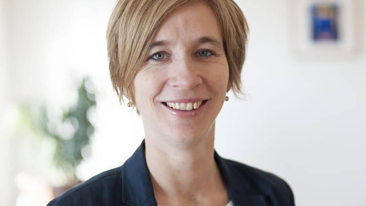 Karin Bächli, 2221 Stimmen, Geografin
