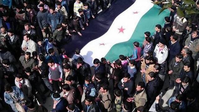Trotz Unruhen und Demonstrationen stimmt Syrien über eine neue Verfassung ab