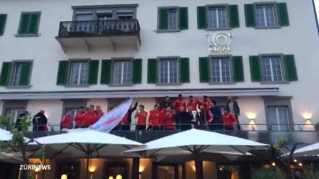 Sergio Ventura hat Schlaganfall bei Pokalübergabe