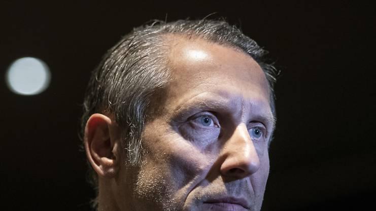 Langenthals starker Mann: Stephan Anliker.