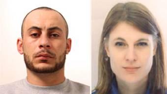 Hassan Kiko und Angela Magdici waren zwei Monate auf der Flucht.