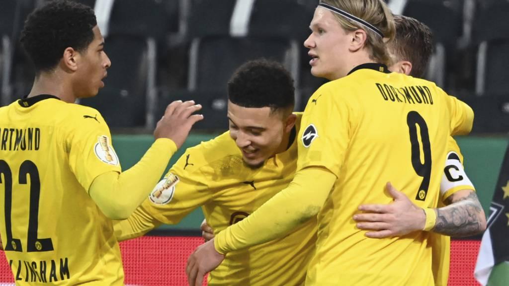 Sanchos Tor entscheidet Borussen-Duell im Cup