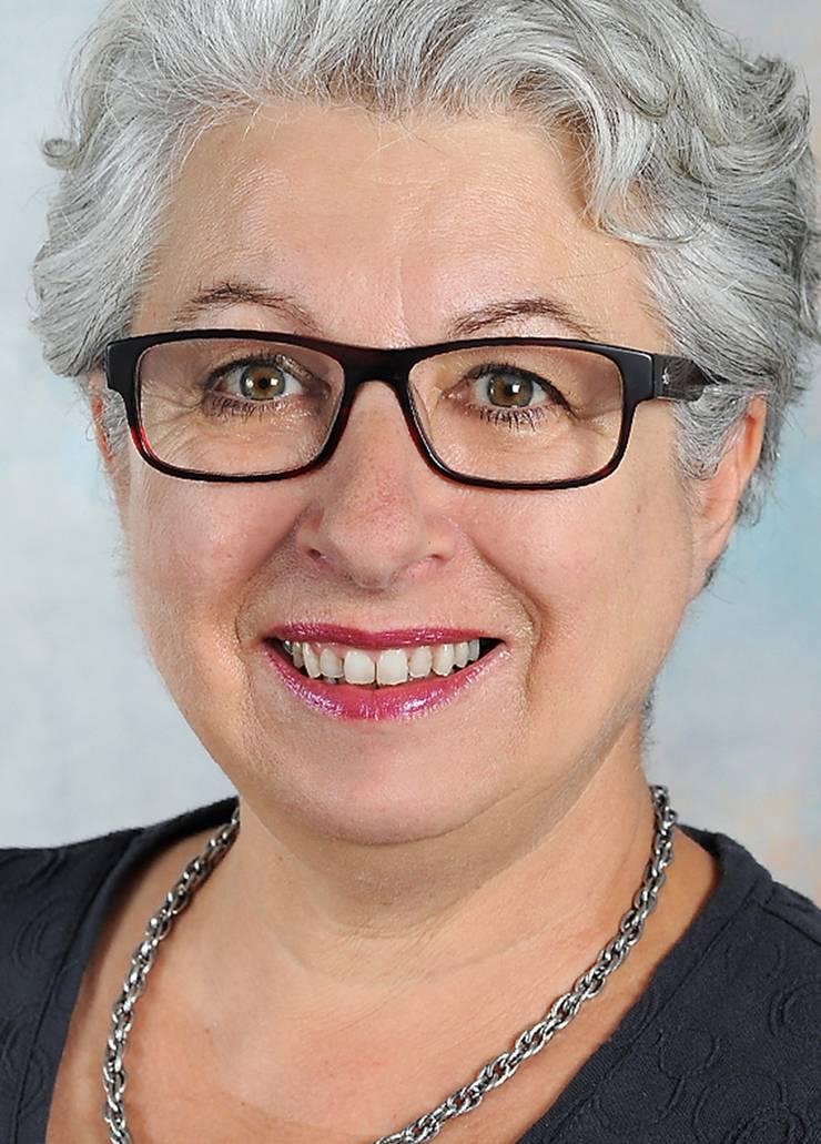 Sylvia Locher.