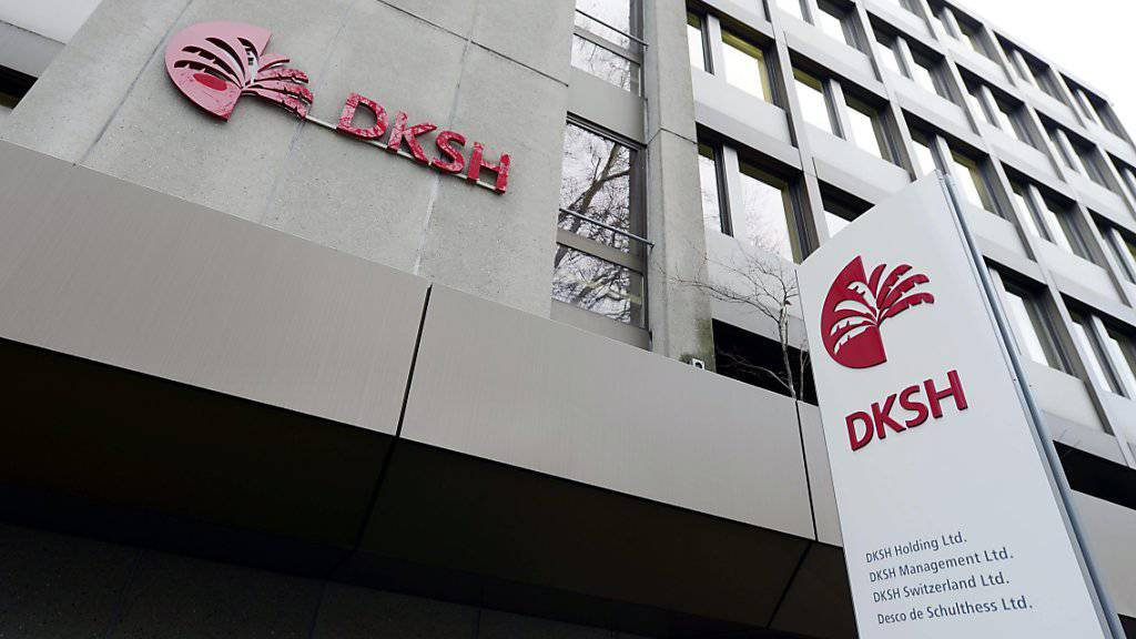 DKSH stärkt Position in den Niederlanden. (Archivbild)