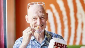 Flemming Jensen, Betreiber des McDonald's in Baden: «Beim neuen McDonald's am Schlossbergplatz wird alles neu – auch das Bestellsystem.»