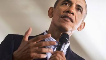 Obama rückt von früheren Äusserungen ab (Archiv)