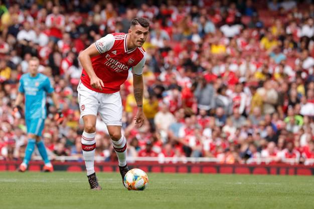 Bald Captain? Granit Xhaka hat bei Arsenal so viel Einfluss wie noch nie.