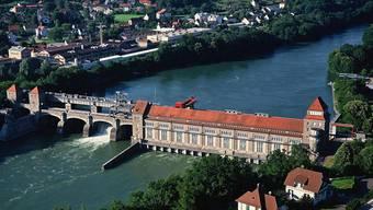 Die geplante Anlage soll Strom aus Wasserkraft in synthetischen Treibstoff und in Wachse transformieren. (Archiv)