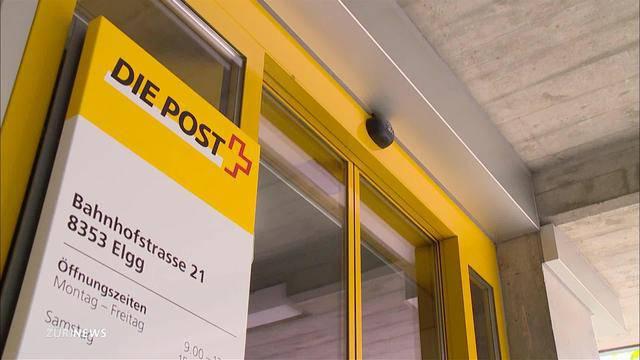 Diese 26 Zürcher Poststellen schliessen