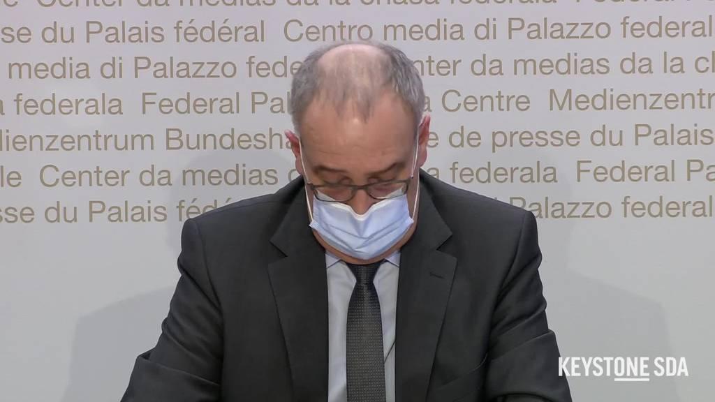 Bundesrat lehnt Pestizidinitiative und Trinkwasserinitiative ab