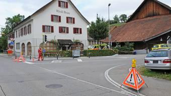 Illnau-Effretikon: Gasgeruch in Restaurant - 25 Personen evakuiert