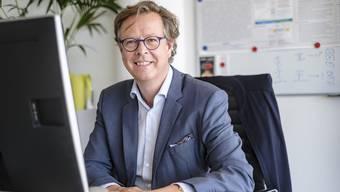 Cellestia-Gründer Michael Bauer.
