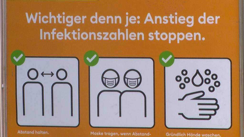Schweiz wird von Corona-Hiobsbotschaften erschüttert