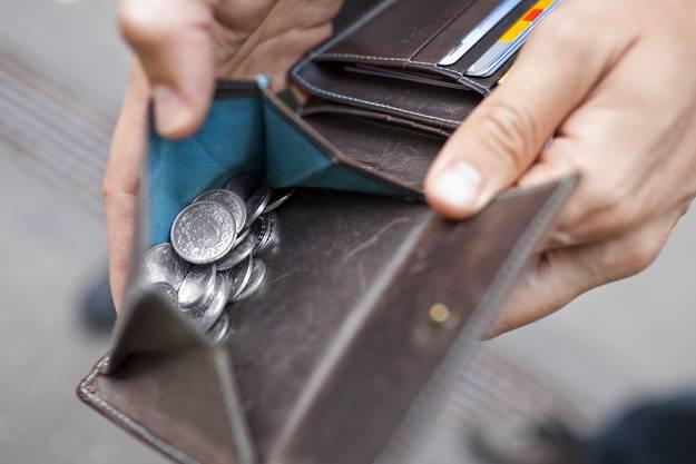 Trickdiebe versuchen ihr Glück auch beim Geldwechseln (Symbolbild)